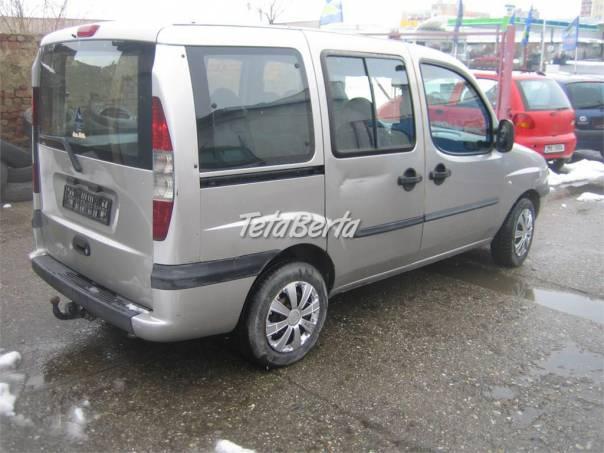 Fiat Dobló , foto 1 Auto-moto, Automobily | Tetaberta.sk - bazár, inzercia zadarmo