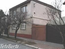 Dvojpodlažný 5izb.rodinný dom v pôvodnom stave ( vhodný na rekonštrukciu) BA II - Ružinov časť Prievoz , Reality, Domy  | Tetaberta.sk - bazár, inzercia zadarmo