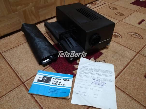 Predám projektor Praktica 150A. ., foto 1 Hobby, voľný čas, Ostatné   Tetaberta.sk - bazár, inzercia zadarmo