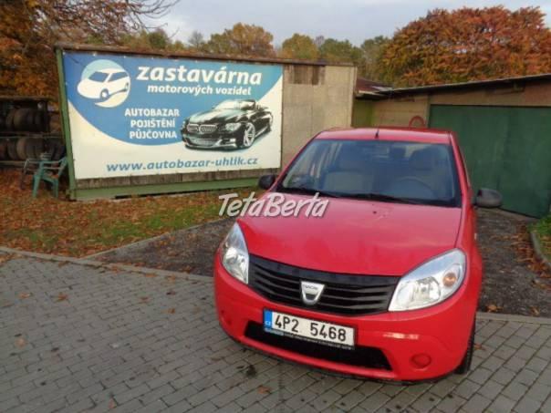 Dacia Sandero 1.4 i, foto 1 Auto-moto, Automobily | Tetaberta.sk - bazár, inzercia zadarmo