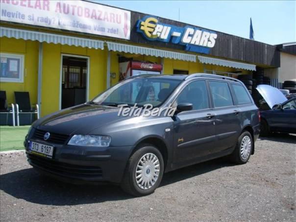 Fiat Stilo 1,4 16V,6 SPEED,NOVÉ ROZVODY, foto 1 Auto-moto, Automobily | Tetaberta.sk - bazár, inzercia zadarmo