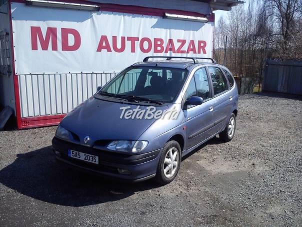 Renault Scénic 1.6 16v,79kw,klima, foto 1 Auto-moto, Automobily | Tetaberta.sk - bazár, inzercia zadarmo