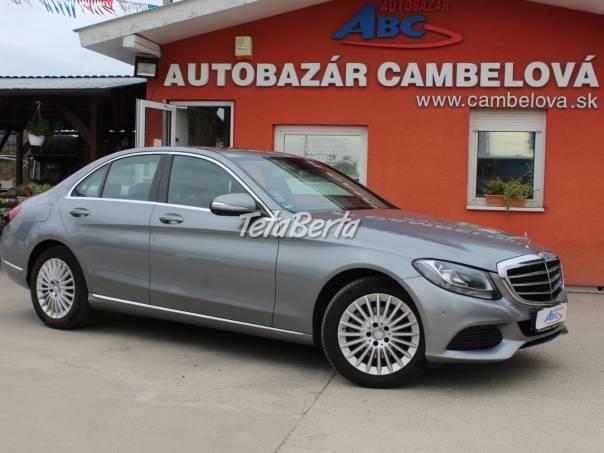 Predaj Mercedesu Benz C 220 Bluetec, foto 1 Auto-moto, Automobily | Tetaberta.sk - bazár, inzercia zadarmo
