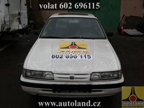 Mazda 626 2,0, foto 1 Auto-moto | Tetaberta.sk - bazár, inzercia zadarmo