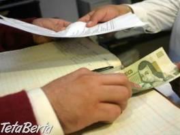 rýchle a vážne financovanie , Obchod a služby, Financie  | Tetaberta.sk - bazár, inzercia zadarmo