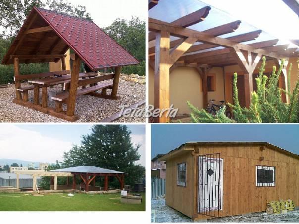 Tesárske práce, foto 1 Dom a záhrada, Stavba a rekonštrukcia domu | Tetaberta.sk - bazár, inzercia zadarmo