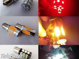 Oranžové/ biele / červené LED BA15S silné - kvalita LACNO  , Auto-moto, Tuning  | Tetaberta.sk - bazár, inzercia zadarmo