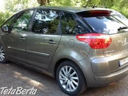 Citroen C4 Picasso 1.6HDi 88kW, r.2008, benzin , Auto-moto, Automobily  | Tetaberta.sk - bazár, inzercia zadarmo