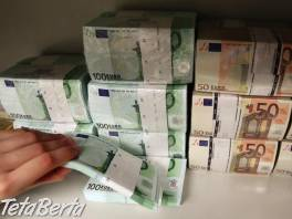 Spoľahlivá ponuka pôžičiek online , Reality, Pozemky  | Tetaberta.sk - bazár, inzercia zadarmo