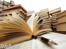 KOMPLET vypracované maturitné témy SJL , Hobby, voľný čas, Film, hudba a knihy  | Tetaberta.sk - bazár, inzercia zadarmo