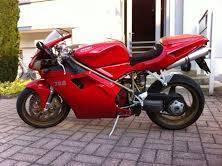 Na predaj Ducati 748 zdravé červené. , Auto-moto, Motocykle a Štvorkolky  | Tetaberta.sk - bazár, inzercia zadarmo