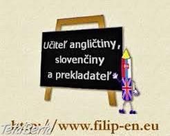 English and Slovak , Obchod a služby, Kurzy a školenia  | Tetaberta.sk - bazár, inzercia zadarmo