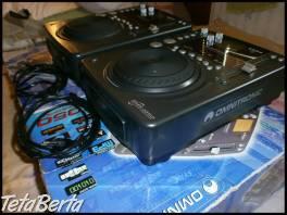 DJ CD/MP3 prehrávače+mixpult pre dj-a , Elektro, MP3, audio  | Tetaberta.sk - bazár, inzercia zadarmo