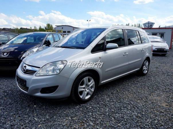 Opel Zafira 1.7 CDTI NAVI, foto 1 Auto-moto, Automobily   Tetaberta.sk - bazár, inzercia zadarmo