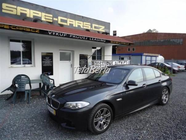 BMW Řada 5 530d xDrive M-Paket, DPH, ZÁRUKA, foto 1 Auto-moto, Automobily | Tetaberta.sk - bazár, inzercia zadarmo