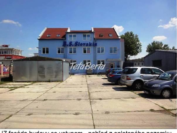 Predaj priemyselného areálu na pozemku 2321 m2 s 3podlažnou budovou , foto 1 Reality, Ostatné | Tetaberta.sk - bazár, inzercia zadarmo