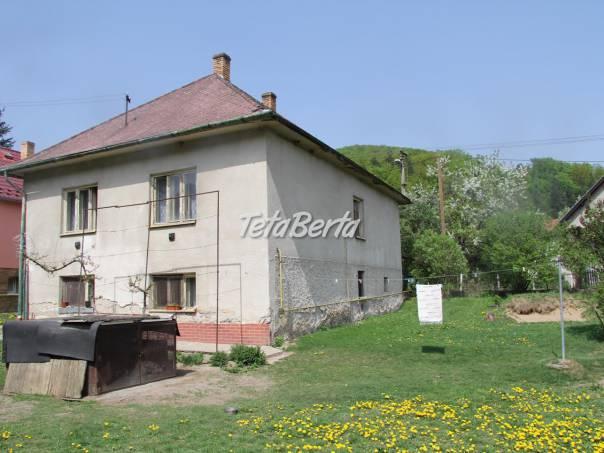 RD Obišovce, 6 izbový, pôv.stav, zastavaná plocha 118 m2, pozemok 535 m2, foto 1 Reality, Domy | Tetaberta.sk - bazár, inzercia zadarmo