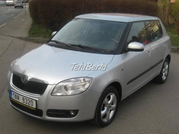 Škoda Fabia 1,4TDi Elegance 1.majitel 59kW, foto 1 Auto-moto, Automobily | Tetaberta.sk - bazár, inzercia zadarmo