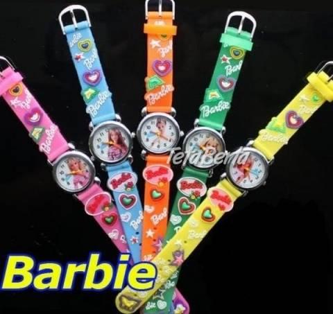 Pestrofarebné náramkové hodinky Barbie !, foto 1 Pre deti, Ostatné | Tetaberta.sk - bazár, inzercia zadarmo