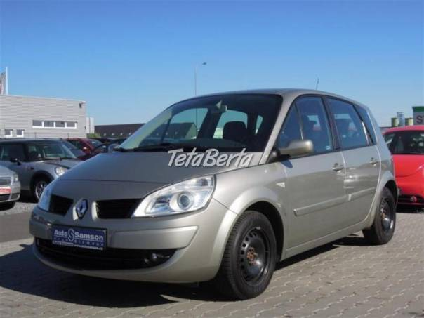 Renault Scénic 1.5 DCi *AUTOKLIMATIZACE*, foto 1 Auto-moto, Automobily | Tetaberta.sk - bazár, inzercia zadarmo