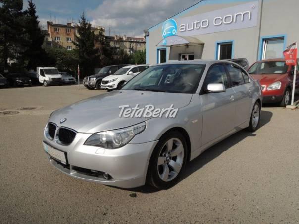 BMW Řada 5 530i Xenon Navi+ Serviska, foto 1 Auto-moto, Automobily | Tetaberta.sk - bazár, inzercia zadarmo