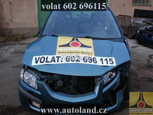 Mazda Premacy 1,8, foto 1 Auto-moto | Tetaberta.sk - bazár, inzercia zadarmo