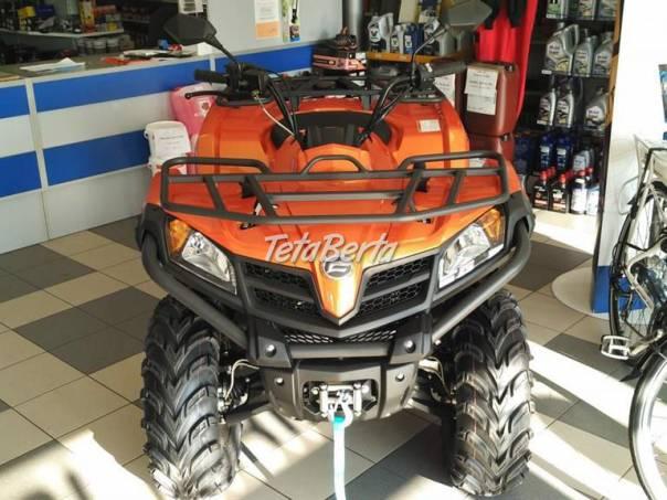 Journeyman  Gladiator X450 EFI, foto 1 Auto-moto | Tetaberta.sk - bazár, inzercia zadarmo