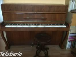 Pianino , Hobby, voľný čas, Film, hudba a knihy  | Tetaberta.sk - bazár, inzercia zadarmo