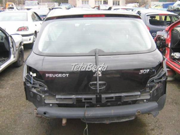 Peugeot 307 , foto 1 Auto-moto | Tetaberta.sk - bazár, inzercia zadarmo