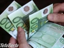 Ponuka pôžičiek bez 24h protokolu , Obchod a služby, Financie  | Tetaberta.sk - bazár, inzercia zadarmo