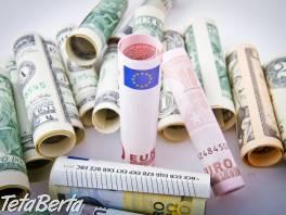 PÔŽIŤ PONUKY MEDZI INDIVIDUÁLMI , Obchod a služby, Financie  | Tetaberta.sk - bazár, inzercia zadarmo