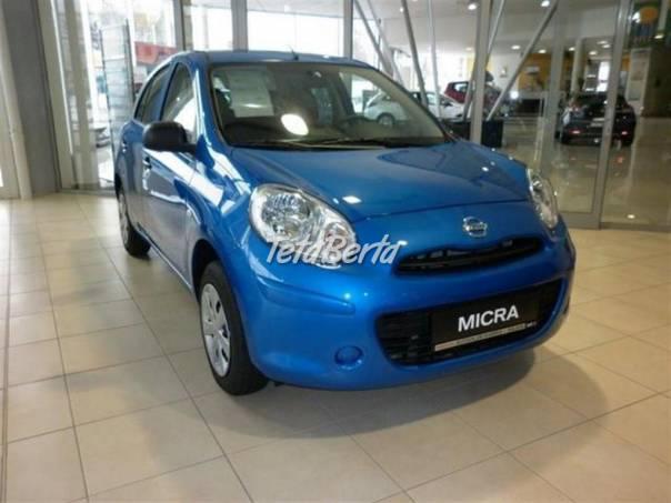 Nissan Micra Visia AC/DC, foto 1 Auto-moto, Automobily | Tetaberta.sk - bazár, inzercia zadarmo