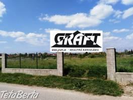 GRAFT ponúka Stavebný pozemok v Bernolákovo - SC , Reality, Pozemky    Tetaberta.sk - bazár, inzercia zadarmo