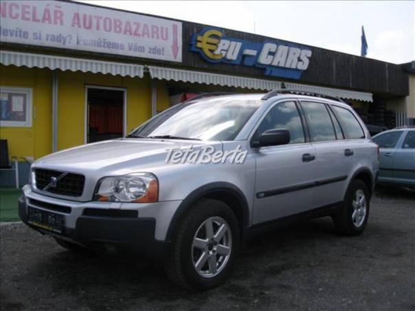 Volvo XC90 2.4 7MÍST,KŮŽE, VYHŘÍVANÁ SEDA, foto 1 Auto-moto, Automobily | Tetaberta.sk - bazár, inzercia zadarmo