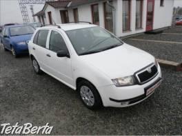 Škoda Fabia 1,2 i 1.majitel, koupeno CZ , Auto-moto, Automobily  | Tetaberta.sk - bazár, inzercia zadarmo