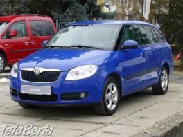 Škoda Fabia Combi 1,4 TDi 59kW Elegance N1 , Auto-moto, Automobily    Tetaberta.sk - bazár, inzercia zadarmo