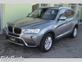 BMW X3 20d xDRIVE+AUTOMAT8°+ , Auto-moto, Automobily  | Tetaberta.sk - bazár, inzercia zadarmo