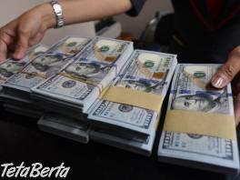 Ponúkam pôžičky ľuďom v núdzi , Obchod a služby, Financie  | Tetaberta.sk - bazár, inzercia zadarmo