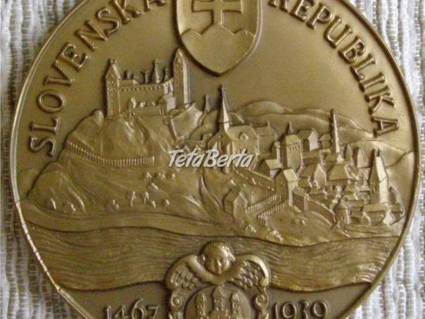 Kúpim staré medaily, foto 1 Hobby, voľný čas, Umenie a zbierky | Tetaberta.sk - bazár, inzercia zadarmo