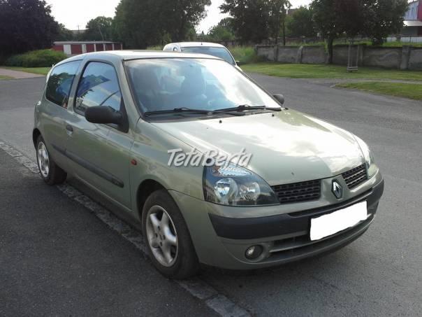 Renault Clio 1.2i 16V, foto 1 Auto-moto, Automobily | Tetaberta.sk - bazár, inzercia zadarmo