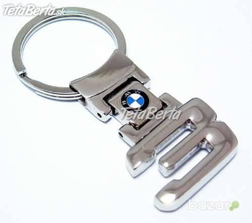 Prívesok na kľúče s logom BMW séria radu 3  42019c4d713