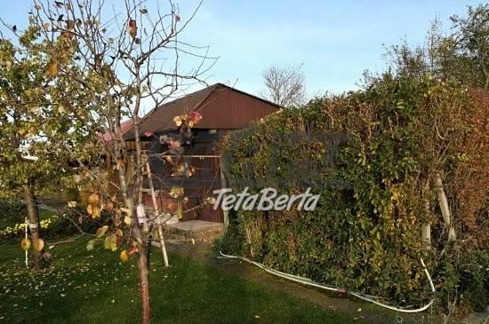 GRAFT ponúka záhradu s chatkou – Pezinok , foto 1 Reality, Pozemky | Tetaberta.sk - bazár, inzercia zadarmo