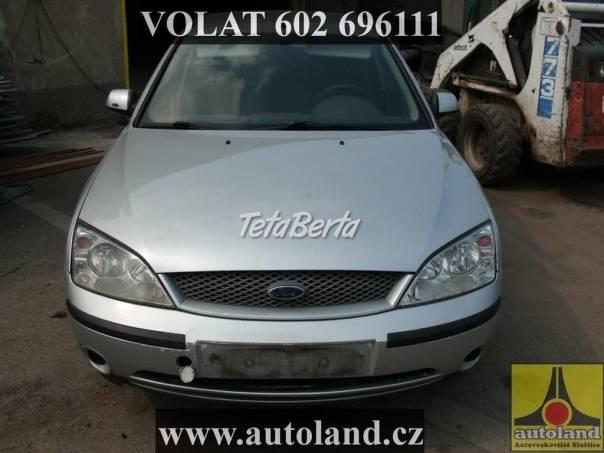 Ford Mondeo 2,0, foto 1 Auto-moto | Tetaberta.sk - bazár, inzercia zadarmo