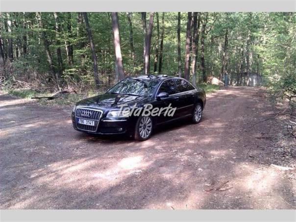 Audi A8 4.0 TDI, TIPTRONIC, NAVI, foto 1 Auto-moto, Automobily | Tetaberta.sk - bazár, inzercia zadarmo