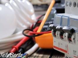 Elektroinštalačné práce - Elektrikár , Elektro, Ostatné  | Tetaberta.sk - bazár, inzercia zadarmo