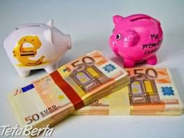 Seriózny úver bez overovania registrov , Obchod a služby, Financie    Tetaberta.sk - bazár, inzercia zadarmo