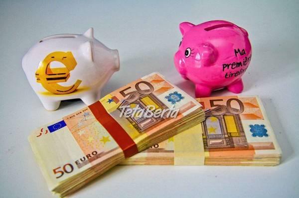 Seriózny úver bez overovania registrov, foto 1 Obchod a služby, Financie | Tetaberta.sk - bazár, inzercia zadarmo