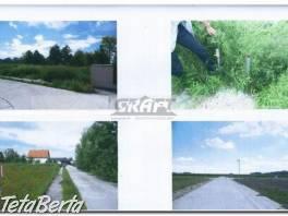 GRAFT ponúka stav. pozemok Horná Potôň  , Reality, Pozemky  | Tetaberta.sk - bazár, inzercia zadarmo