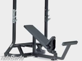 Posilovací stroj Technogym - Olympic Incline Bench Pure Strength – Repasovaný , Hobby, voľný čas, Šport a cestovanie    Tetaberta.sk - bazár, inzercia zadarmo