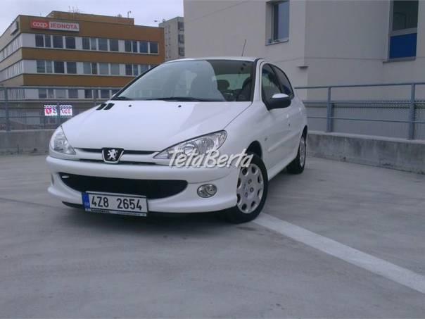 Peugeot 206 1.4 HDi, foto 1 Auto-moto, Automobily | Tetaberta.sk - bazár, inzercia zadarmo